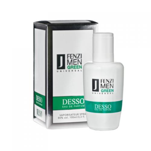 JFenzi Desso Green Universal parfumovaná voda 100 ml