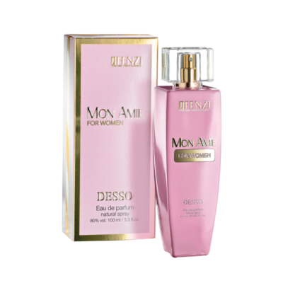 JFenzi Desso Mon Amie parfumovaná voda 100 ml