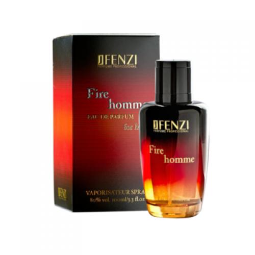 JFenzi Fire Homme parfumovaná voda 100 ml