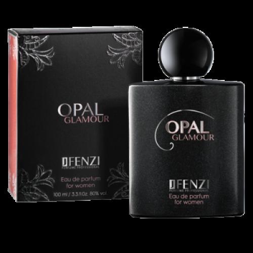 JFenzi Opal Glamour parfumovaná voda dámska 100 ml (Alternatíva vône YSL - Black Opium)