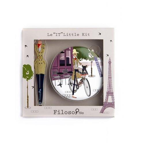 FILOSOFILLE PARIS manikúra 2 set