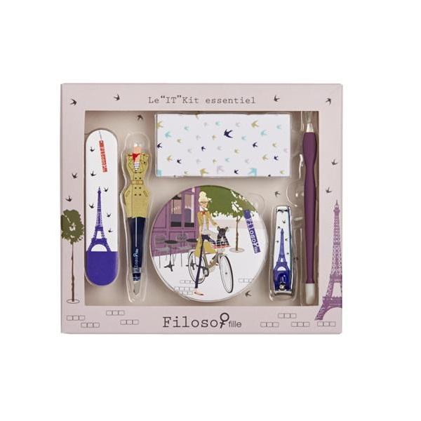 FILOSOFILLE PARIS manikúra 6 set