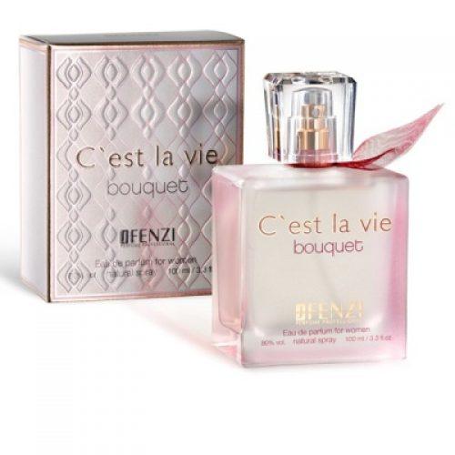 JFenzi C´est La Vie Bouquet parfumovaná voda dámska 100 ml