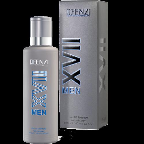 JFenzi XVII men parfumovaná voda dámska 100 ml