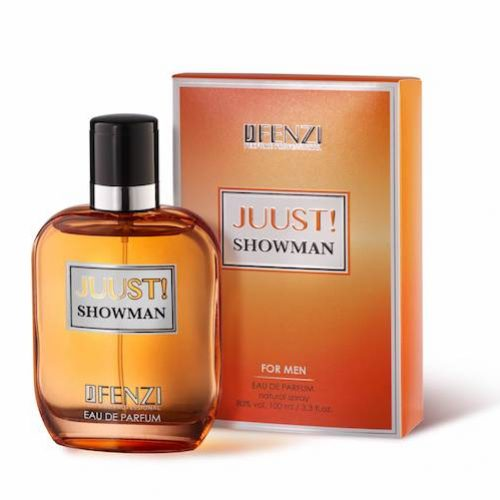 JFenzi JUUST! Showman parfumovaná voda pánska 100 ml