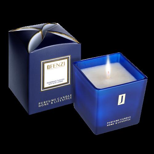 JFenzi handmade sójová parfumovaná sviečka Good Life 200g
