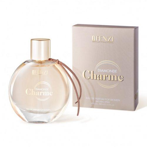 JFenzi Charme Diamonde parfumovaná voda dámska 100 ml (Alternatíva vône Chloé - Nomade)