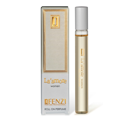 JFenzi La amore roll on parfém dámsky 10 ml (Alternatíva vône Dior - J´adore)