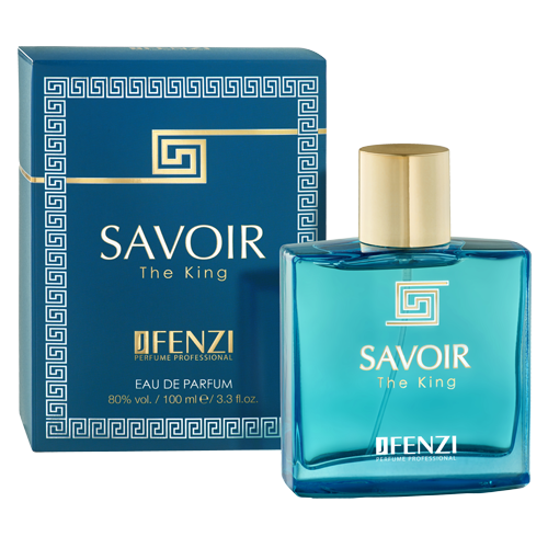 Jfenzi Savoir The King parfumovaná voda pánska 100 ml