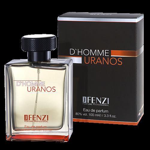Uranos D'Homme parfumovaná voda pánska 100 ml