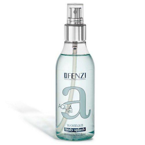 JFenzi Ardagio Aqua Nea telový sprej dámsky 200 ml (Alternatíva vôna Armani - Acqua di Gioia)