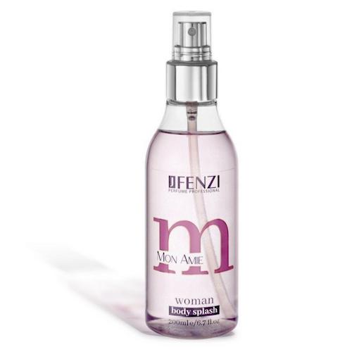 JFenzi Mon Amie telový sprej dámsky 200 ml (Alternatíva vôna Hugo Boss - Ma Vie)