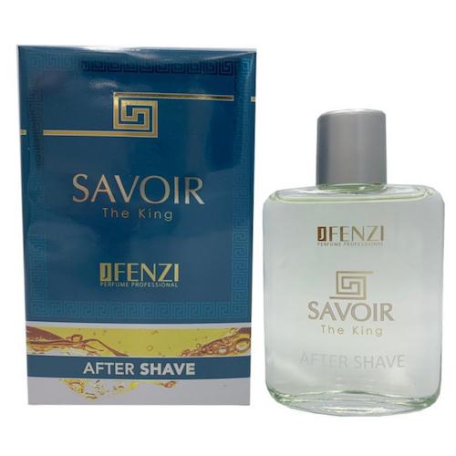 JFenzi Savoir The King voda po holení 100 ml (Alternatíva vône Versace - Eros)