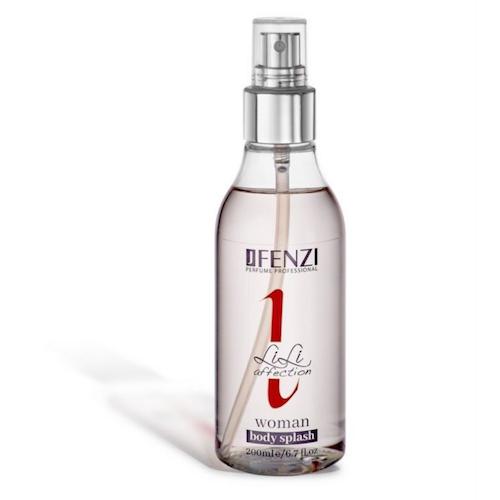 JFenzi Lili Affection telový sprej dámsky 200 ml