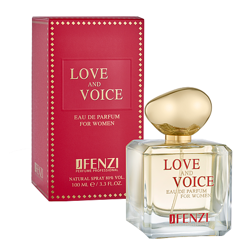 JFenzi Love and Voice EDP dámska 100 ml
